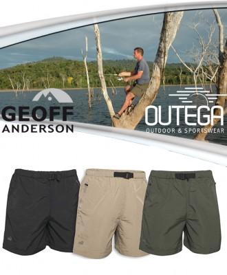 %SALE% GEOFF Anderson MahiMahi Shorts sand S