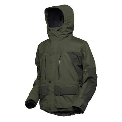 GEOFF Anderson Dozer4 Jacke | Farbe grün/grau