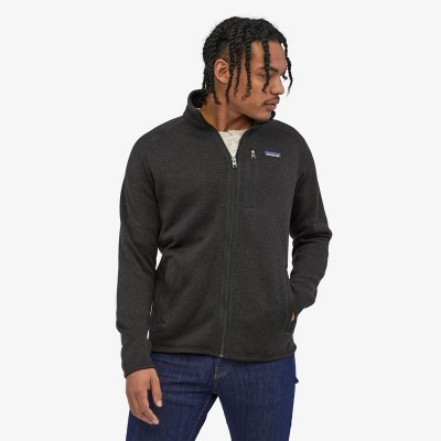 %SALE% Patagonia Better Sweater Jacket l black
