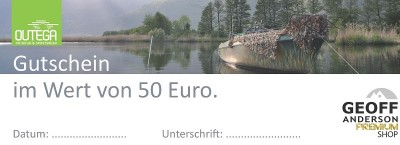 Gutschein - 50,- Euro