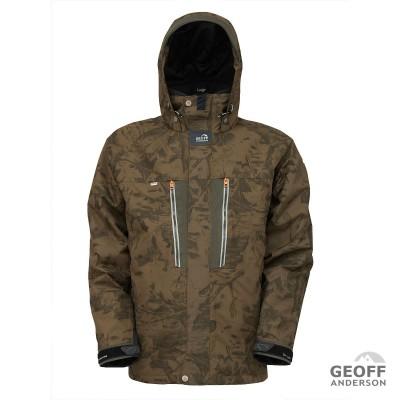 Geoff Anderson Dozer 6 Jacke Farbe Leaf